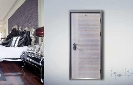 Fire-proof  Anti-theft door J9006