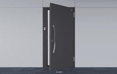 German fire-proof and  Burglar-proof door 01