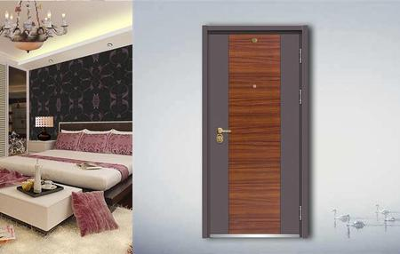Fire-proof  Anti-theft door J9003