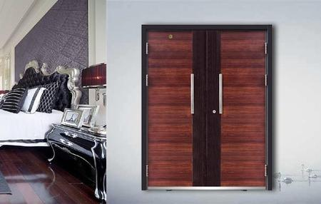 Fire-proof  Anti-theft door J9005