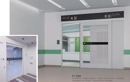 Maglev automatic door