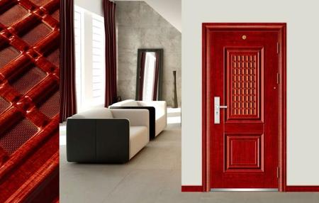 Xinfeng Ventilation door